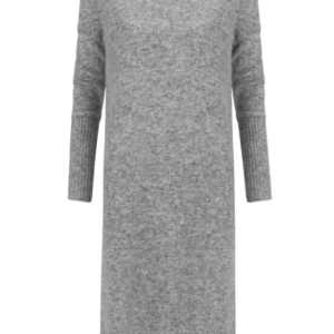 Kleding - Nancy Dress - Grey - Annemarie Wonen